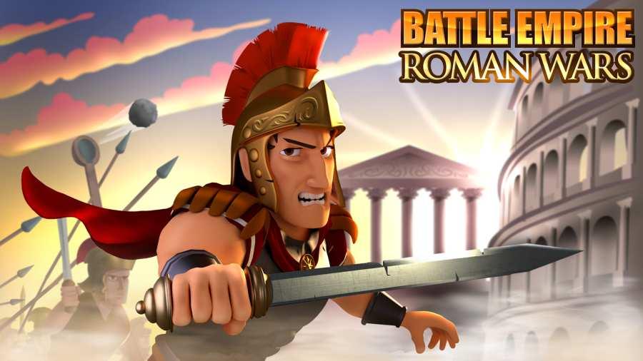 决战帝国:罗马战役截图0