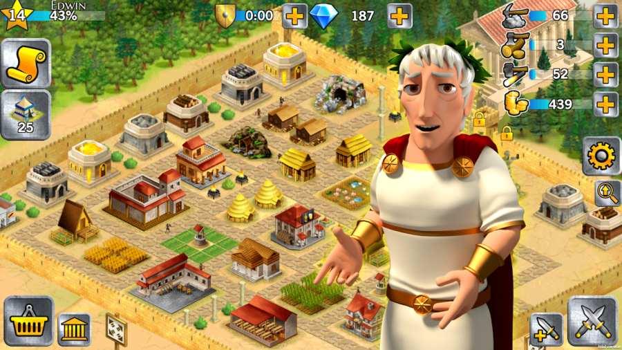 决战帝国:罗马战役截图1