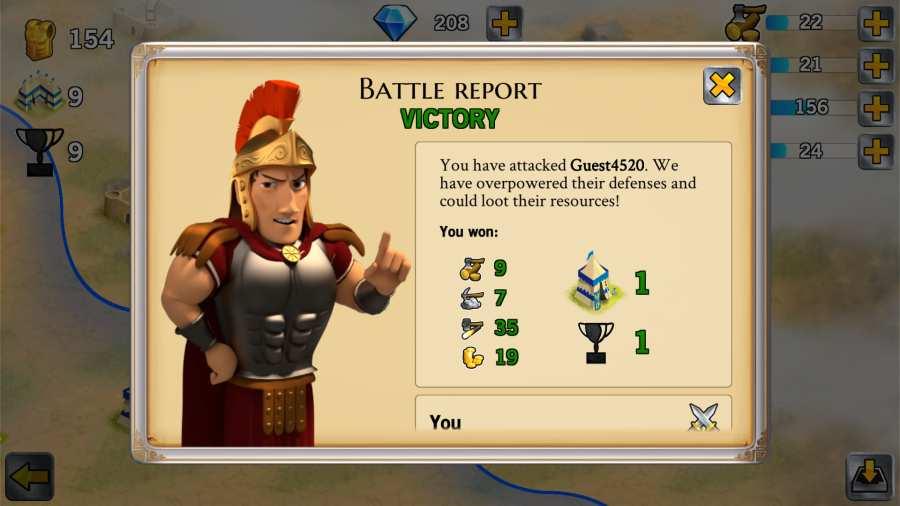 决战帝国:罗马战役截图2