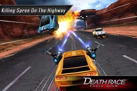 死亡飞车:公路救赎截图0