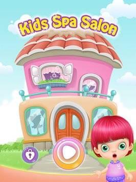 Kids Spa Salon - Girls Games