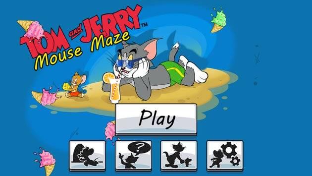 Tom & Jerry: Mouse Maze FREE APK截图0