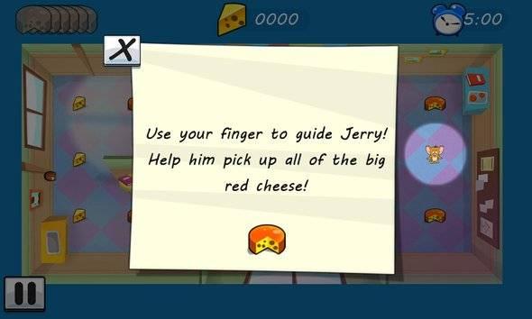 Tom & Jerry: Mouse Maze FREE APK截图2