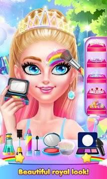 Rainbow Princess Magic Kingdom APK截图1