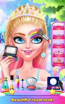 Rainbow Princess Magic Kingdom APK截图6