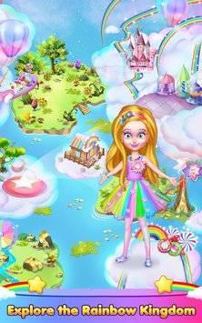 Rainbow Princess Magic Kingdom APK截图8
