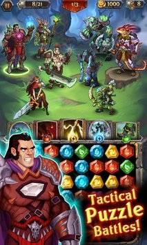 Heroes Of Puzzlestone截图0