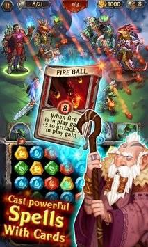 Heroes Of Puzzlestone截图1