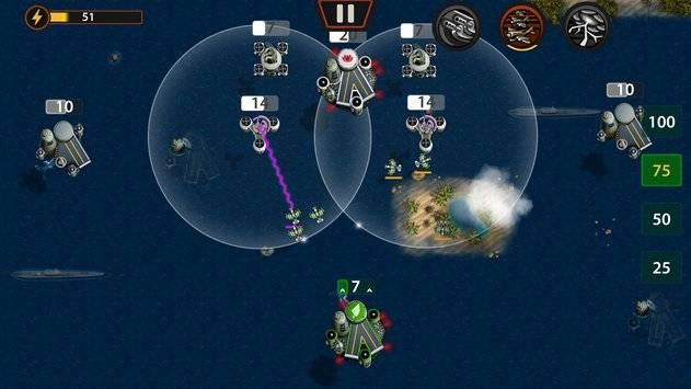 Plane Wars 2截图1