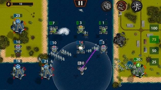 Plane Wars 2截图6