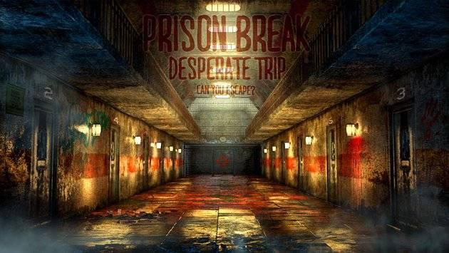 Can you escape:Prison Break截图0