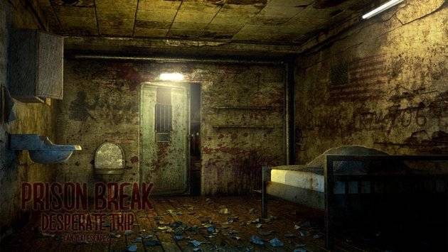 Can you escape:Prison Break截图1