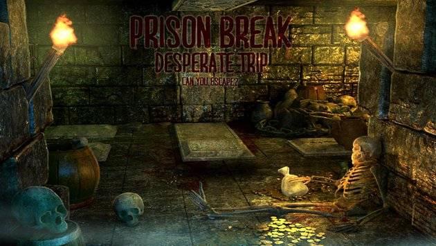 Can you escape:Prison Break截图4