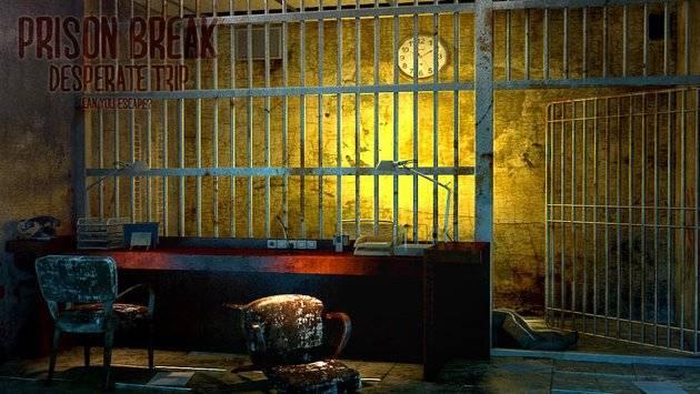Can you escape:Prison Break截图8
