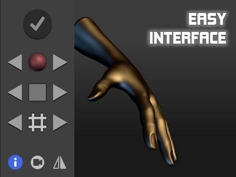 手势模拟截图3