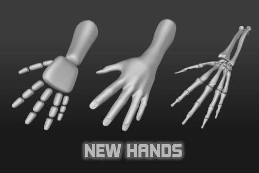 手势模拟截图6