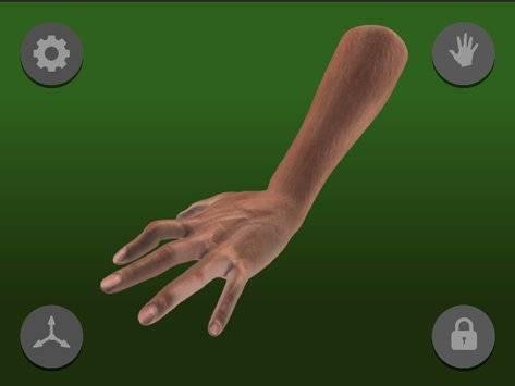 手势模拟截图7