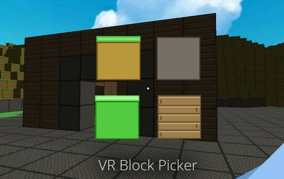 VR Blocks: Google Cardboard截图2