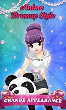 Anime Dressup Style截图0