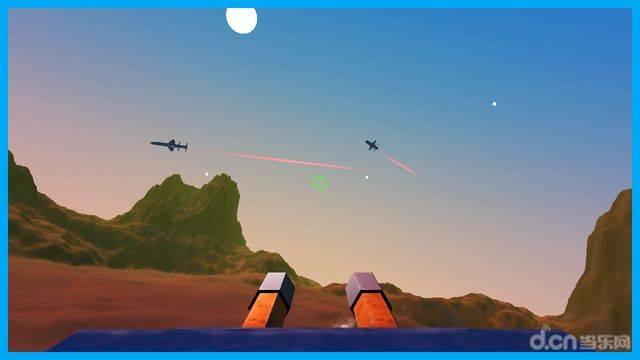 导弹攻击VR截图1