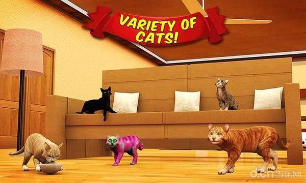 愤怒的猫和老鼠截图3