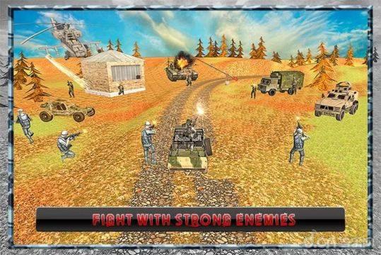 美国陆军战车截图1