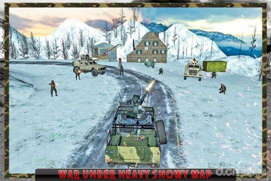 美国陆军战车截图3