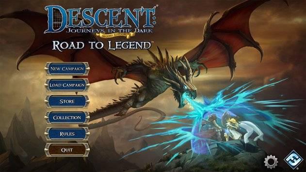 Road to Legend APK截图5