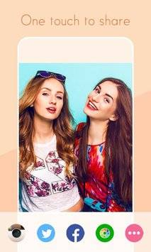 Candy selfie-selfie camera截图4