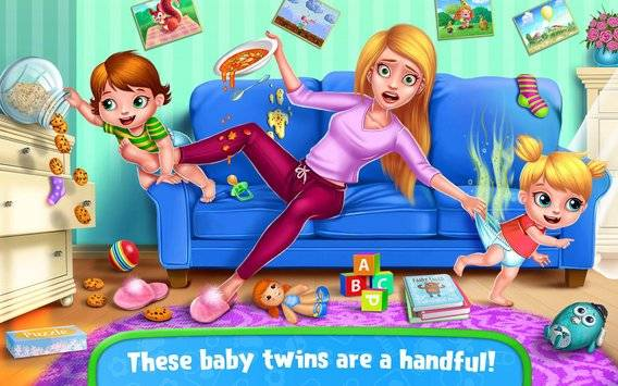 Baby Twins - Terrible Two截图9
