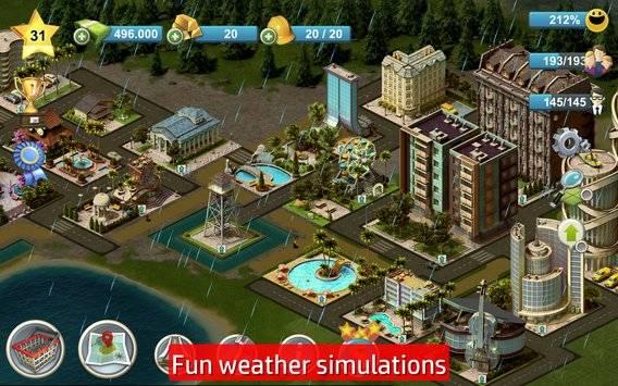 City Island 4: Sim Town Tycoon APK截图10