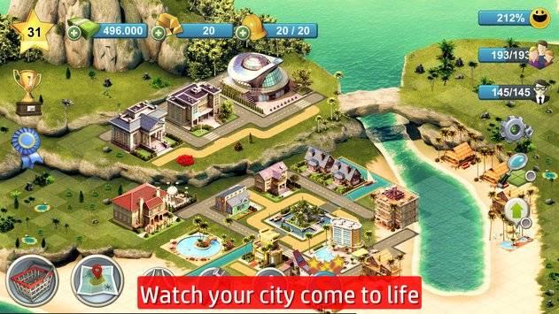 City Island 4: Sim Town Tycoon APK截图2
