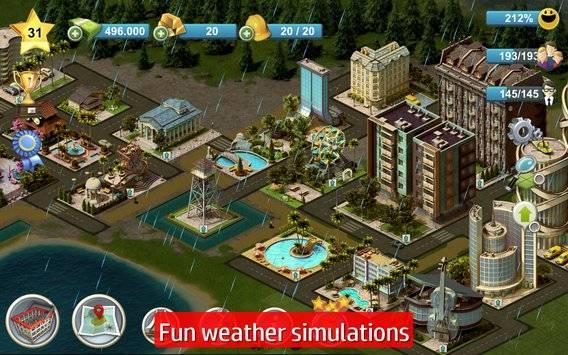 City Island 4: Sim Town Tycoon APK截图6