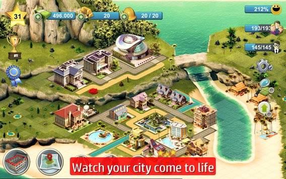 City Island 4: Sim Town Tycoon APK截图7