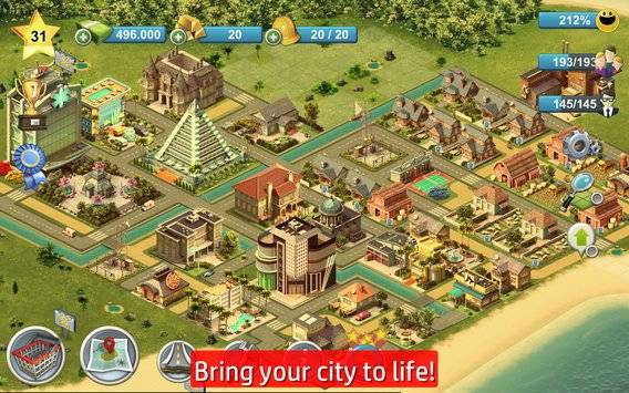City Island 4: Sim Town Tycoon APK截图9