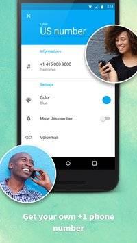 FreeTone Free Calls & Texting APK截图1