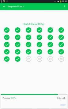 30天健身锻炼截图10