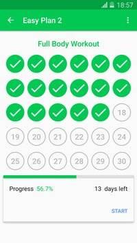 30天健身锻炼截图2