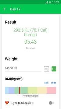 30天健身锻炼截图4