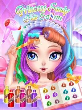 Princess Sandy-Hair Salon截图1