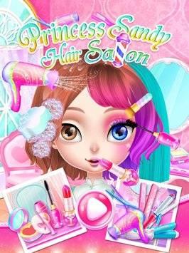 Princess Sandy-Hair Salon截图3