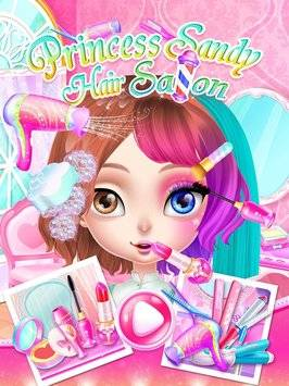 Princess Sandy-Hair Salon截图8