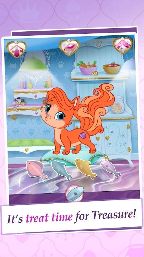 Disney Princess Palace Pets截图3