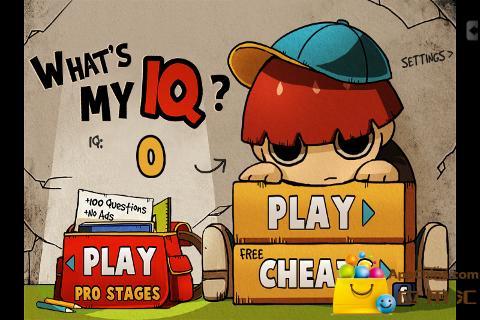 IQ大作战 益智 App-愛順發玩APP