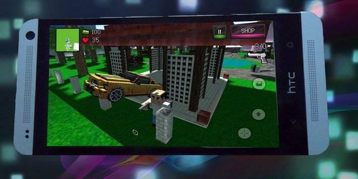 城市生存-多人游戏截图0