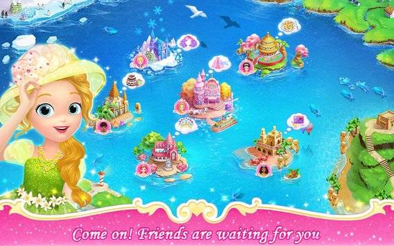 Princess Libby's Vacation截图1