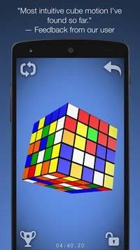 Magic Cube Puzzle 3D截图1