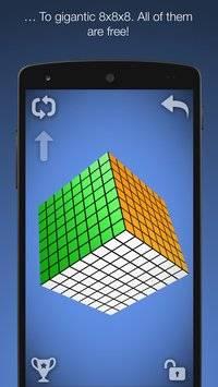 Magic Cube Puzzle 3D截图3
