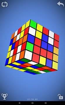 Magic Cube Puzzle 3D截图5