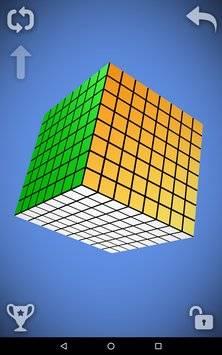Magic Cube Puzzle 3D截图7